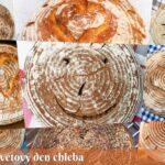 16. říjen je Světový den chleba.