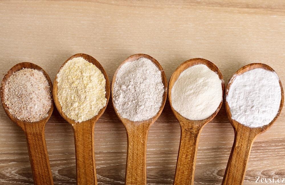 Druhy mouky #1: Pšenice či žito? Kterou vybrat?